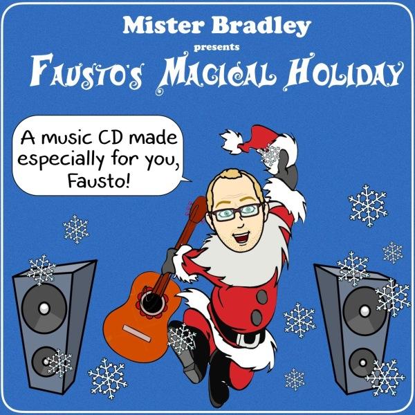 mister Bradley christmas Poster copy