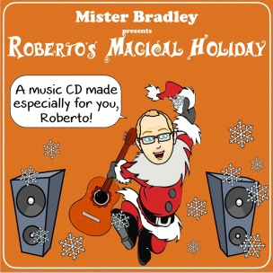 mister Bradley ROberto